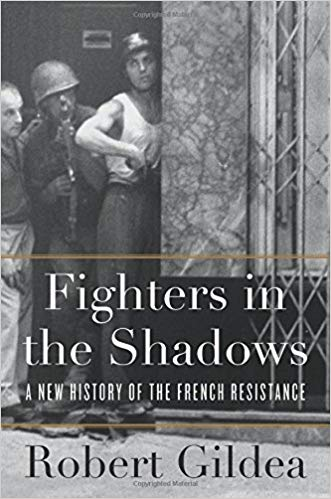 Buchcover Robert Gildea Fighters in the Shadows